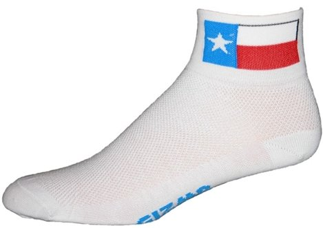 Gizmo Gear Texas Cycling Socks