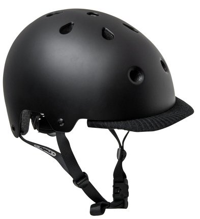 Kali Protectives Saha Commuter Bicycle Helmet Matte Black