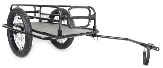 Cycle Force Trail Monster Foldable Cargo Trailer