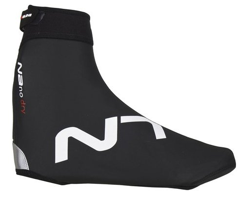 Nalini Black Label Nanodry Shoe Covers Large