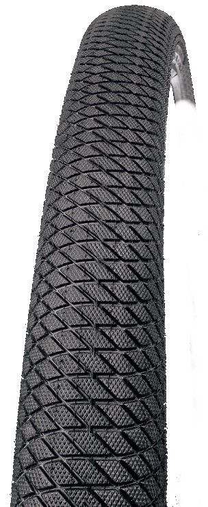 Biria BMX Puncture Defense Bicycle Tire (20 X 2.0)