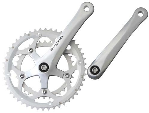 Sugino XD701D Double 10/11 Speed Crankset