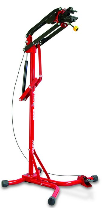 Minoura W 150 e BIKE Station Bicycle Repair Stand
