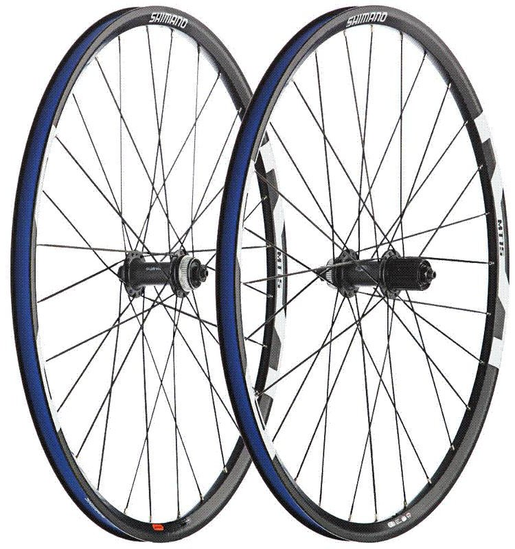 Shimano WH MT15 A 26 Wheelset DISC