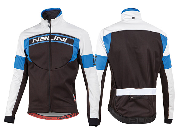 Nalini Classica Winter Jacket Blue Medium