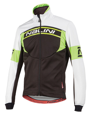 Nalini Classica Winter Jacket Green Medium