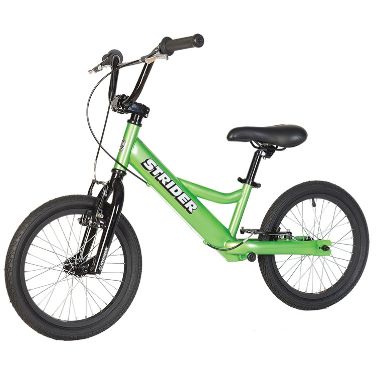 "Strider 16"" Sport No Pedal Balance Bike Special Needs"