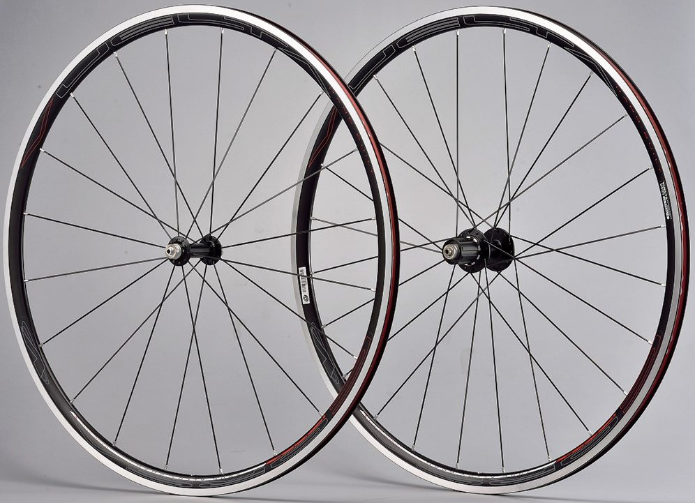 Vuelta Corsa Lite Clincher Hand Built Wheelset 9 10 11 Speed
