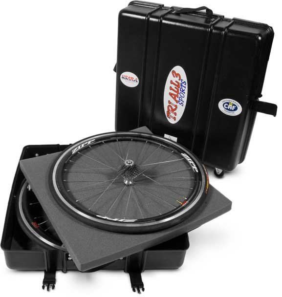 Tri All 3 Sports Clam Shell Wheel Safe