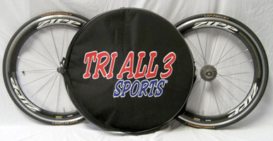 Tri All 3 Sports Wheel Guard II Pro Series Bike Case