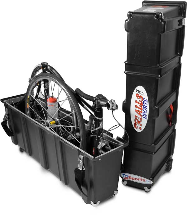 Tri All 3 Sports Compact Velo Safe Pro Series Bike Case