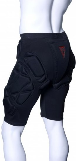 Crash Pads Pro Pants with Tail Shield 2500