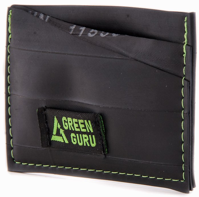 Green Guru ID Card Cycling Wallet