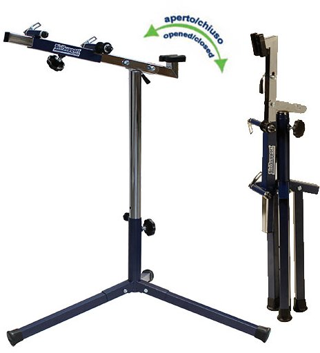 BiciSupport Professional Folding Bicycle Repair Stand (Article 92)