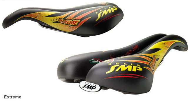 Selle SMP TRK Lady Touring Saddle