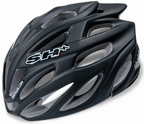 SH+ Shabli Bicycle Helmet Matte Black