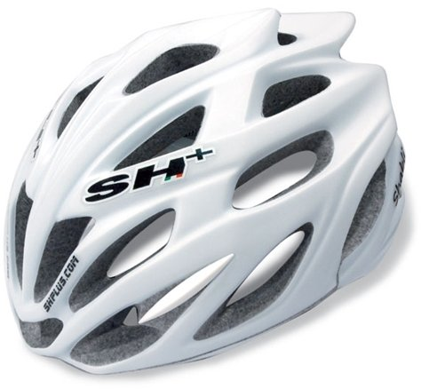 SH+ Shabli Bicycle Helmet White