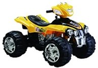 Best Ride on Cars 12V 4 Wheeler ATV Yellow