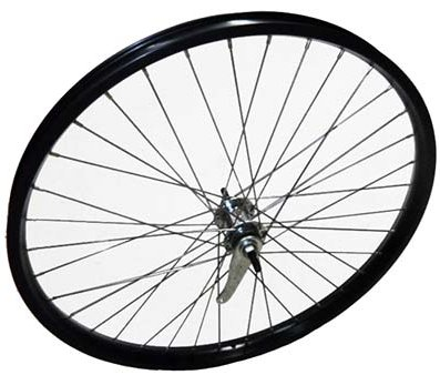 KT 26 x 2.125 Alloy Heavy Duty Rear Wheel with Coaster Brake