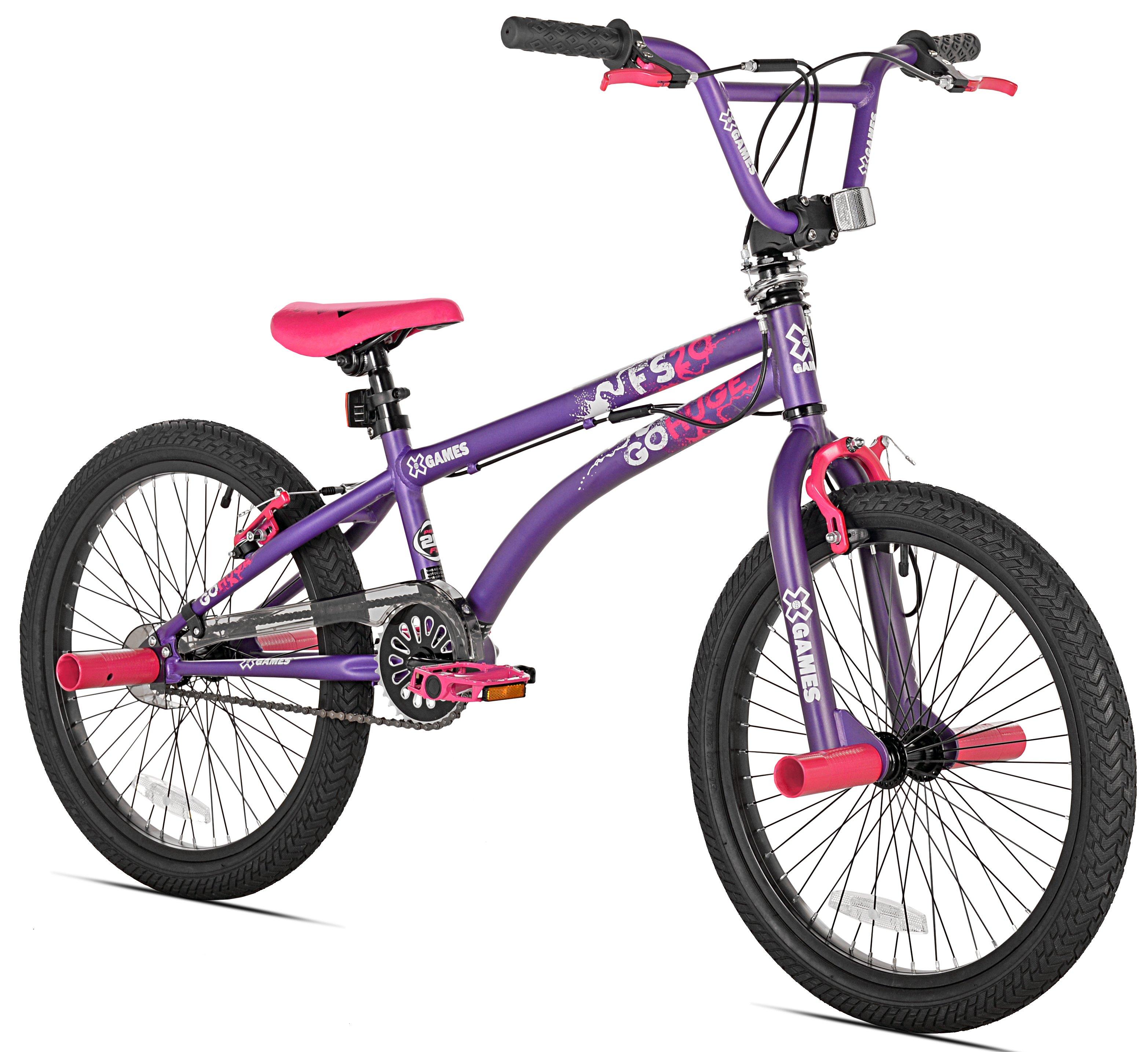 X Games Bmx Bike X-Games 20'' FS20 Girl...