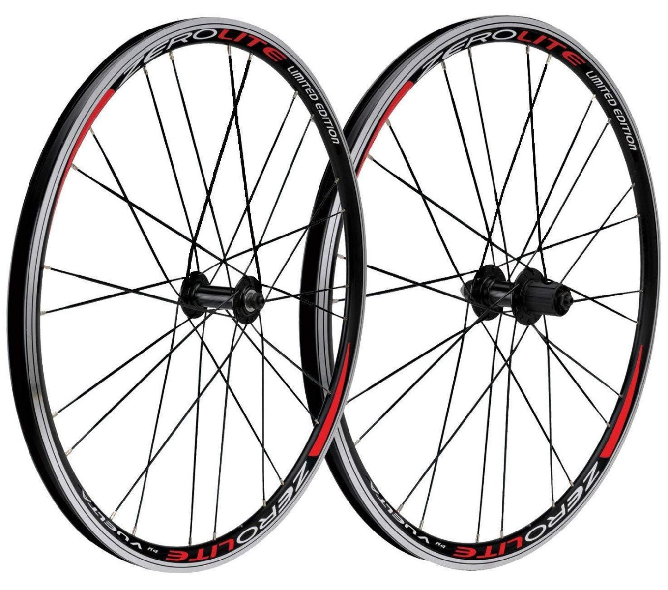 "AEROSPOKE 5 Spoke Carbon Composite 26"" Bicycle Wheel"