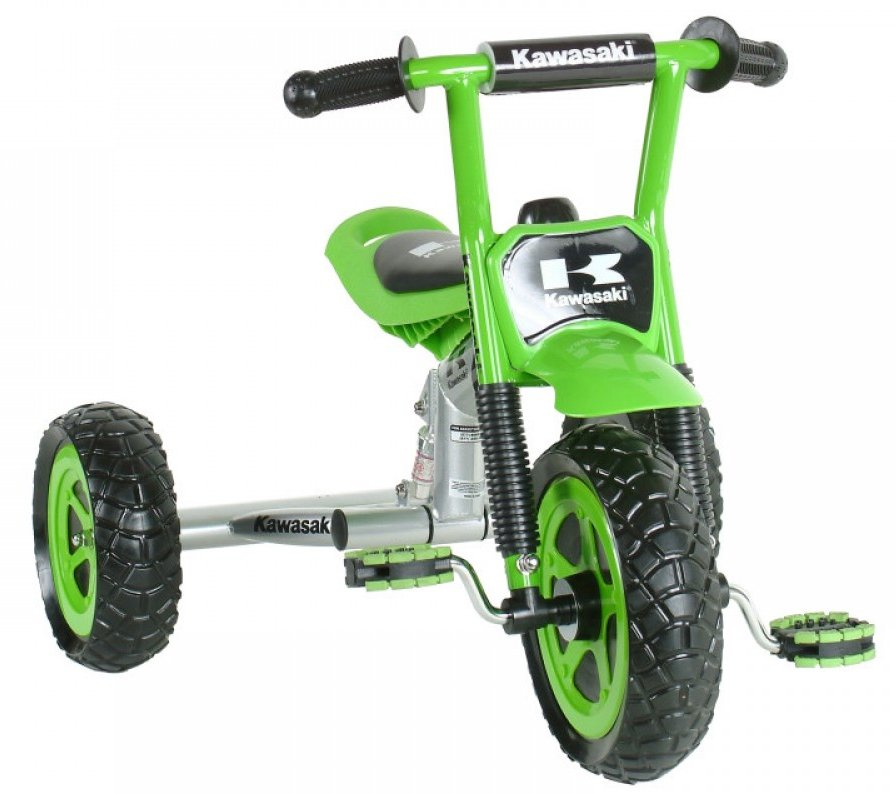 Kawasaki K.0 10 Tricycle
