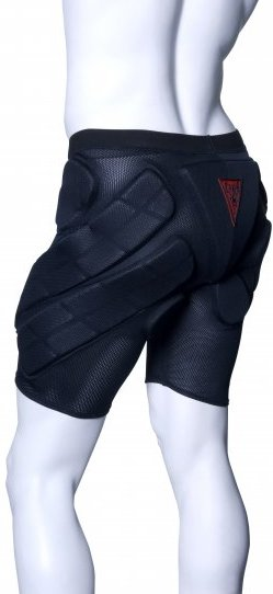 Crash Pads Skate Mesh Underwear Shorts
