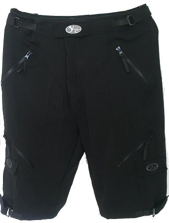 Bend It Expedition Recumbent Shorts Medium