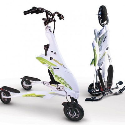 Trikke Pon e Electric 48V 3 Point Personal Transporter