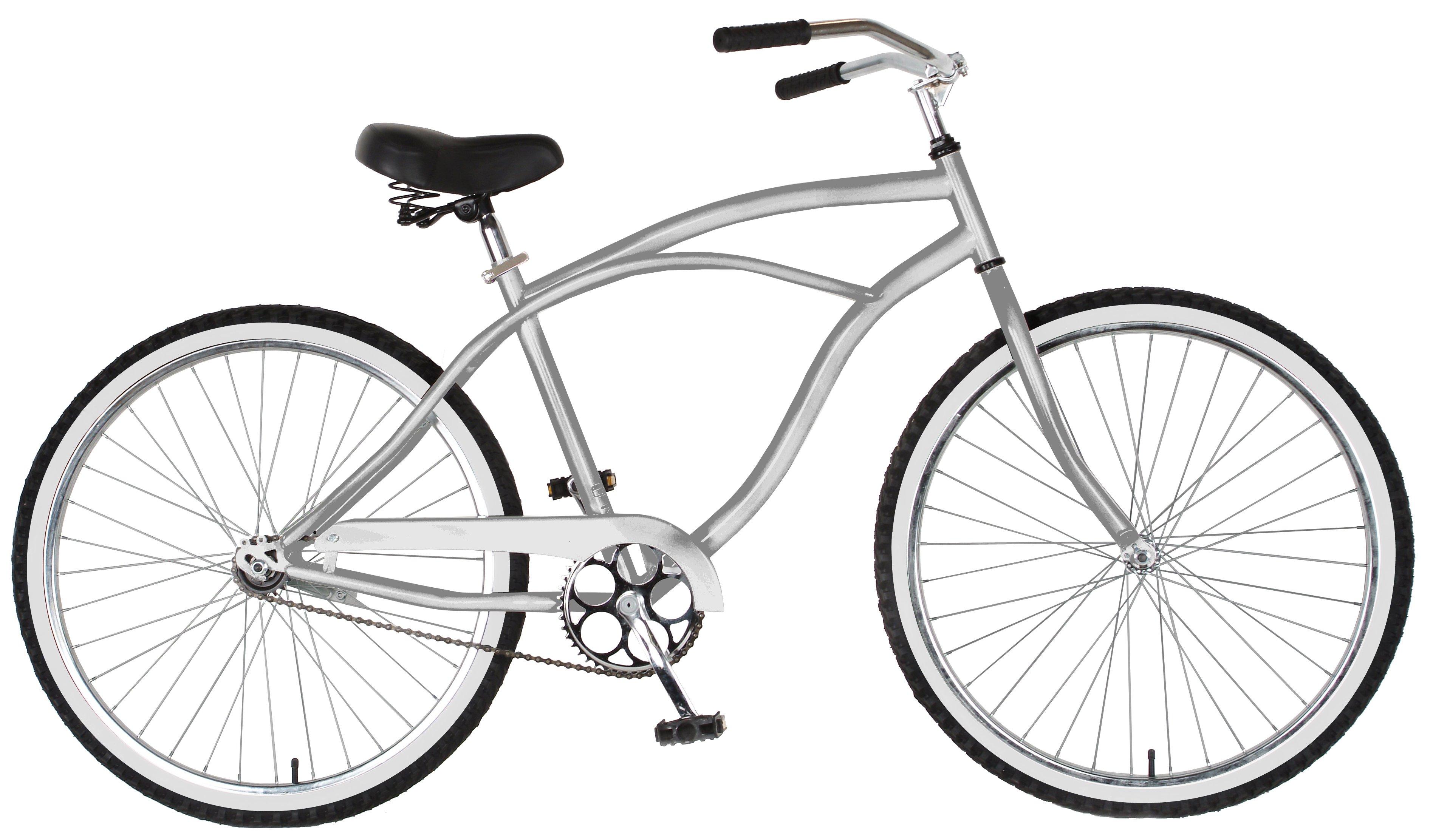 Cycle Force 26 Mens Beach Cruiser Bike