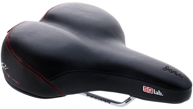 SQlab 621 Active Comfort Bicycle Saddle