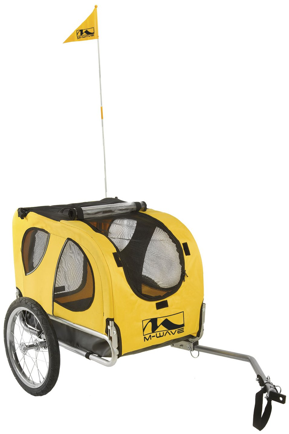 M Wave Pet N' Go Foldable Bicycle Trailer