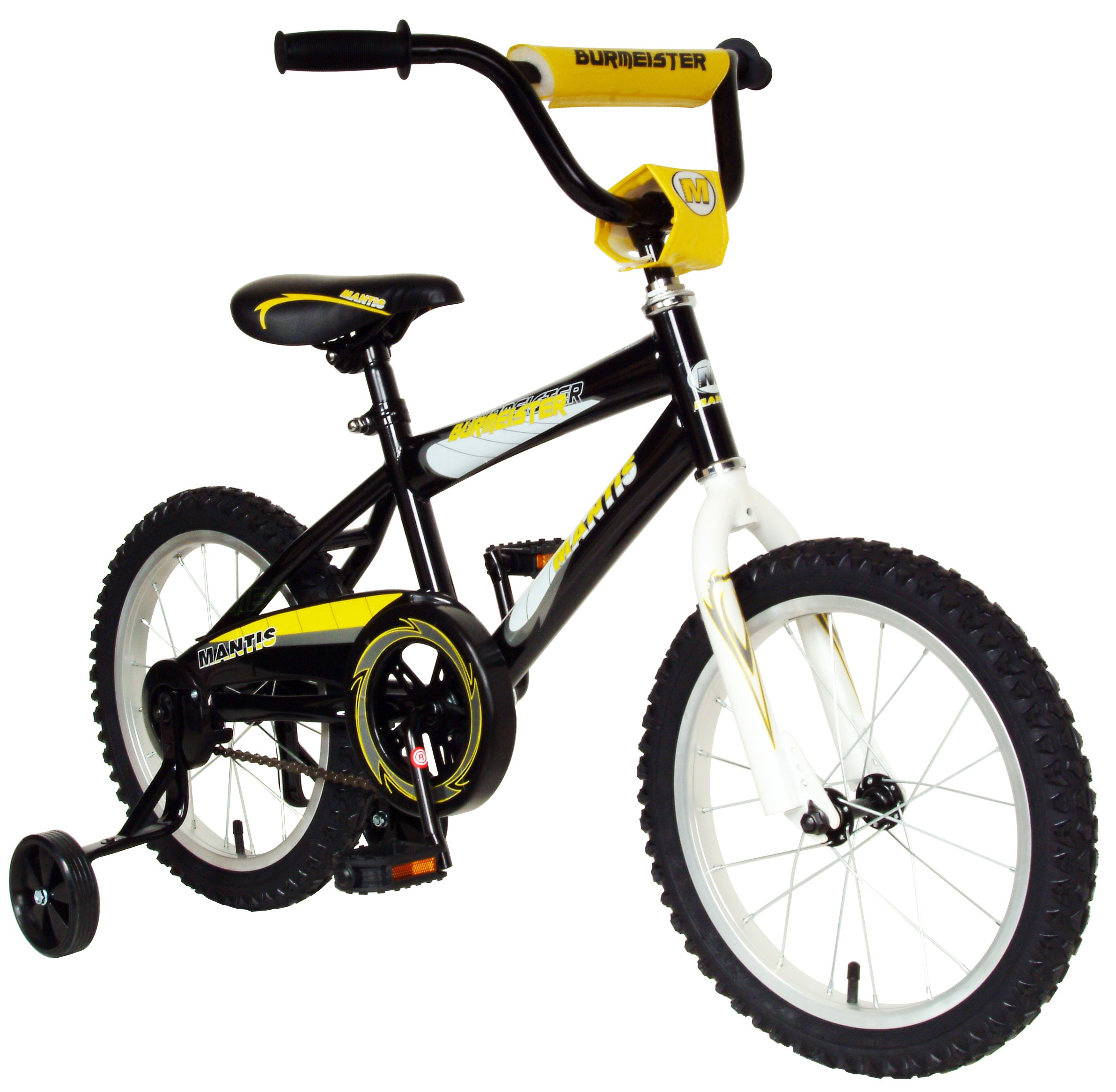 "Mantis Burmeister 16"" Boys Bicycle"