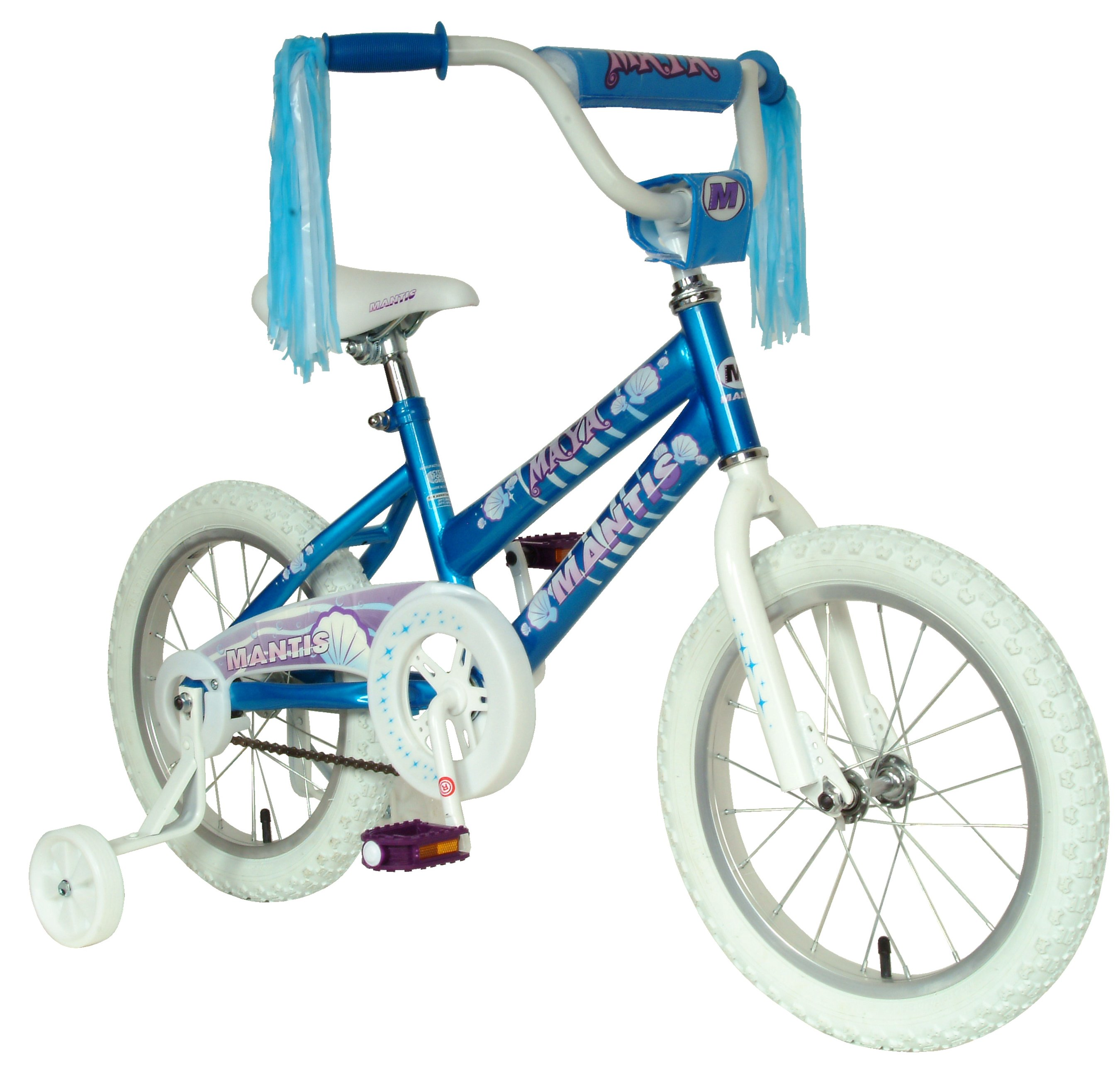 "Mantis Lil Maya 16"" Girls Bicycle"