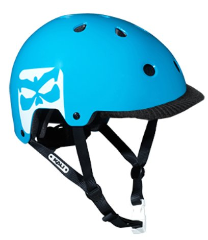 Kali Protectives Saha Commuter Bicycle Helmet Team Blue