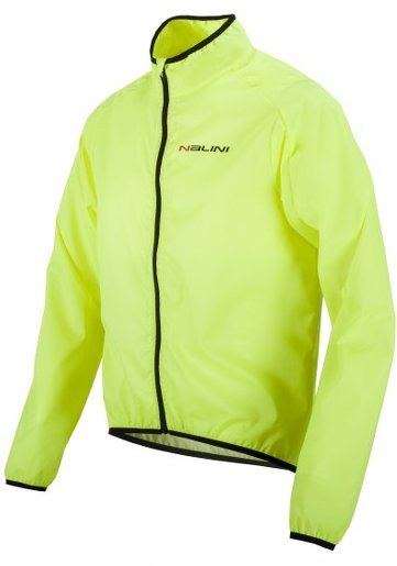 Nalini Red Label Aria Wind Jacket Fluo 3XL