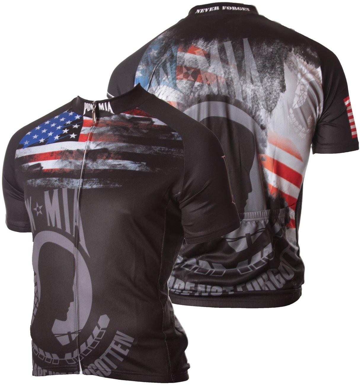 83 Sportswear POW MIA Cycling Jersey