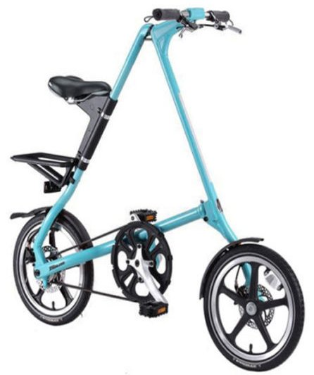 STRiDA LT Folding Urban Single Speed Bike