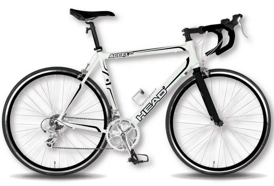 HEAD Accel XR 24 Speed Mens Road Bike 53