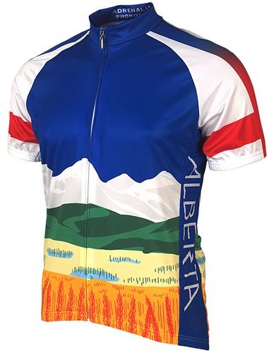 Alberta Cycling Jersey
