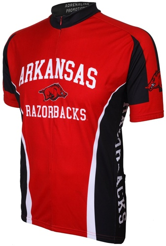 University of Arkansas Razorbacks Cycling Jersey