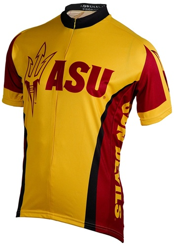 Arizona State University (ASU) Sun Devils Cycling Jersey