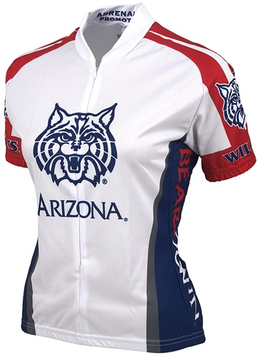 University of Arizona Wildcats Womens Cycling Jersey