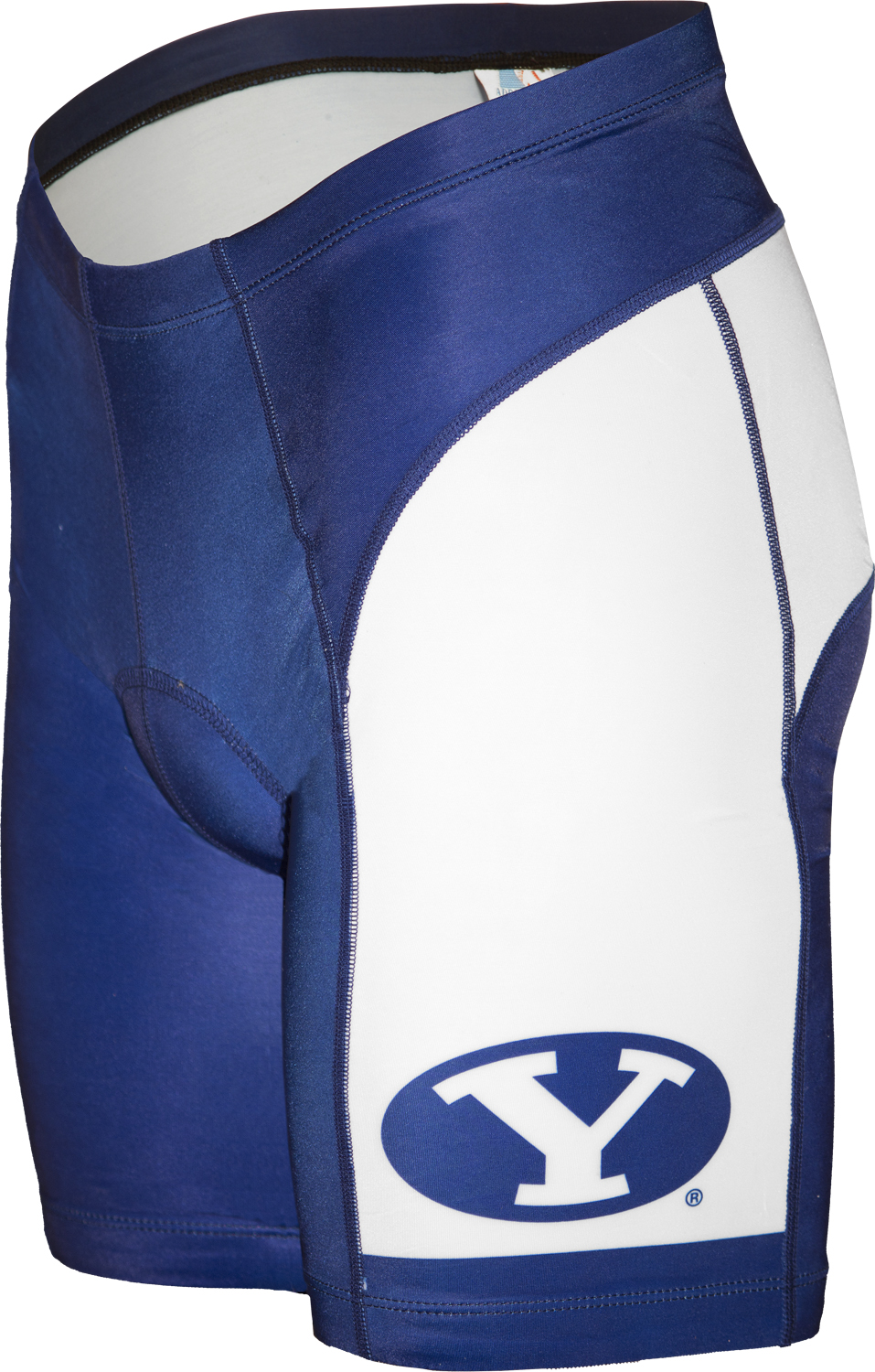 Brigham Young (BYU) University Cougars Cycling Shorts