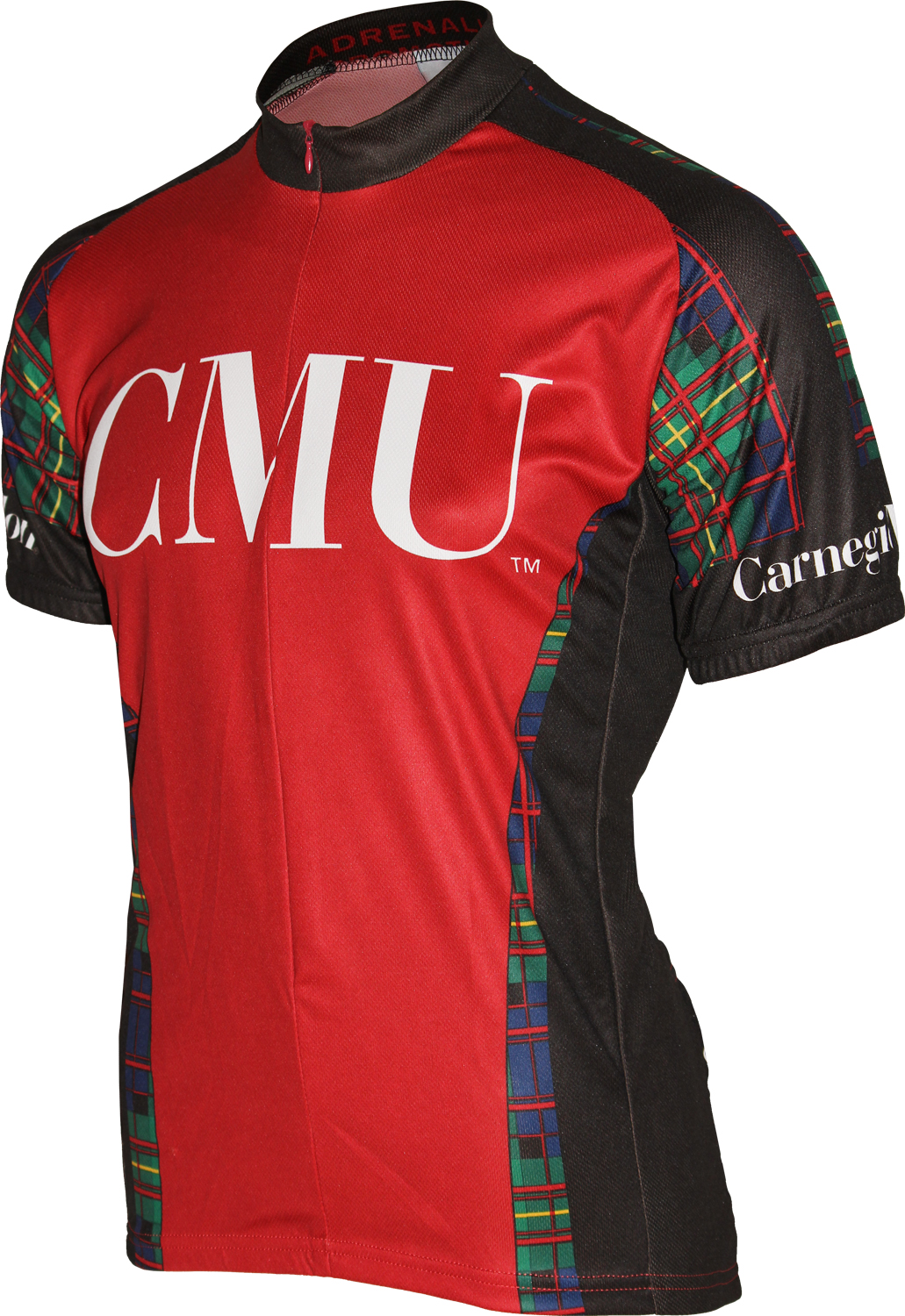 Carnegie Mellon University Tartans Cycling Jersey