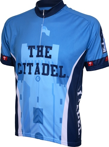 Citadel Military College Cycling Jersey