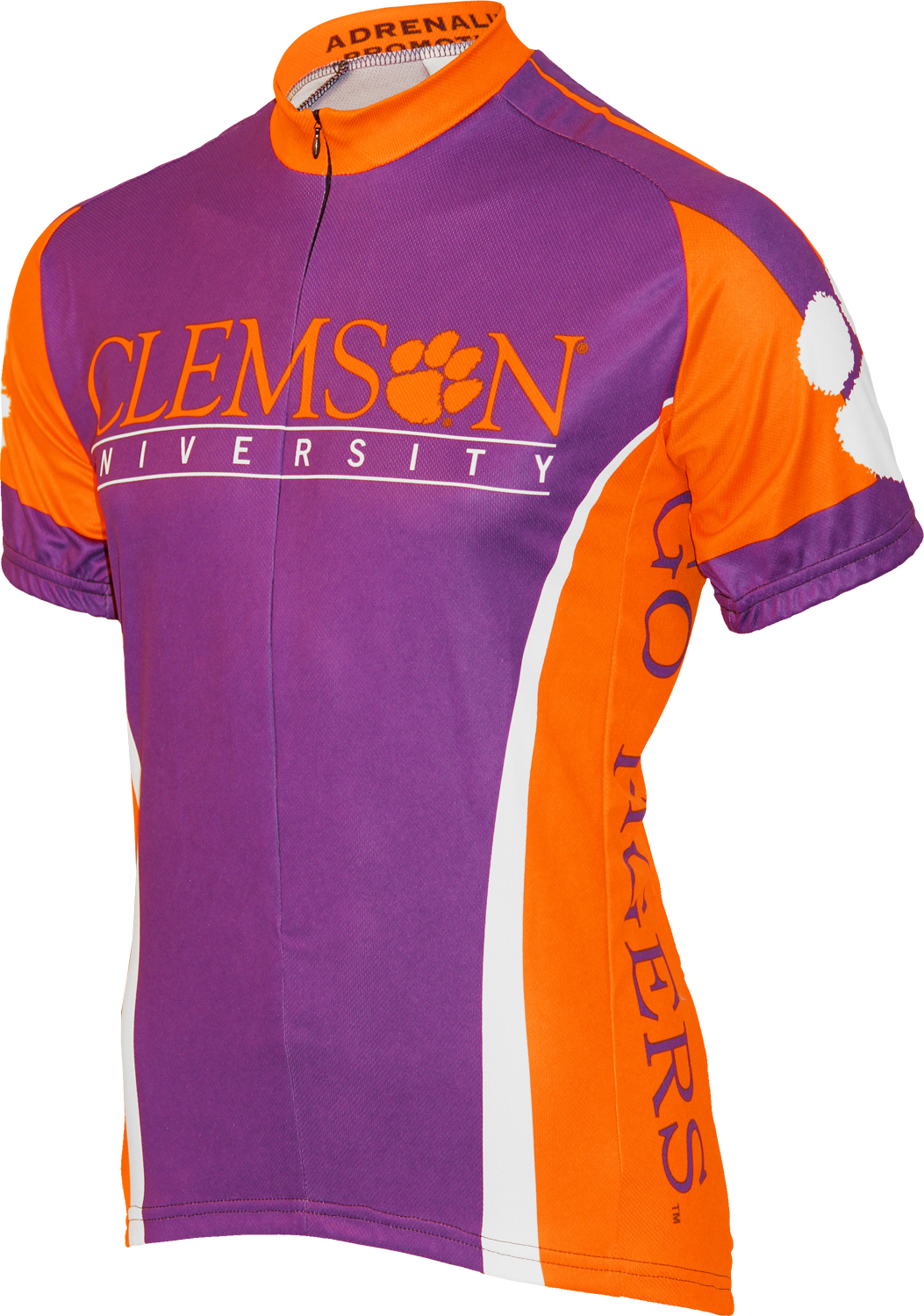Clemson University Tigers Cycling Jersey