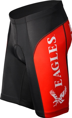 Eastern Washington University Cycling Shorts