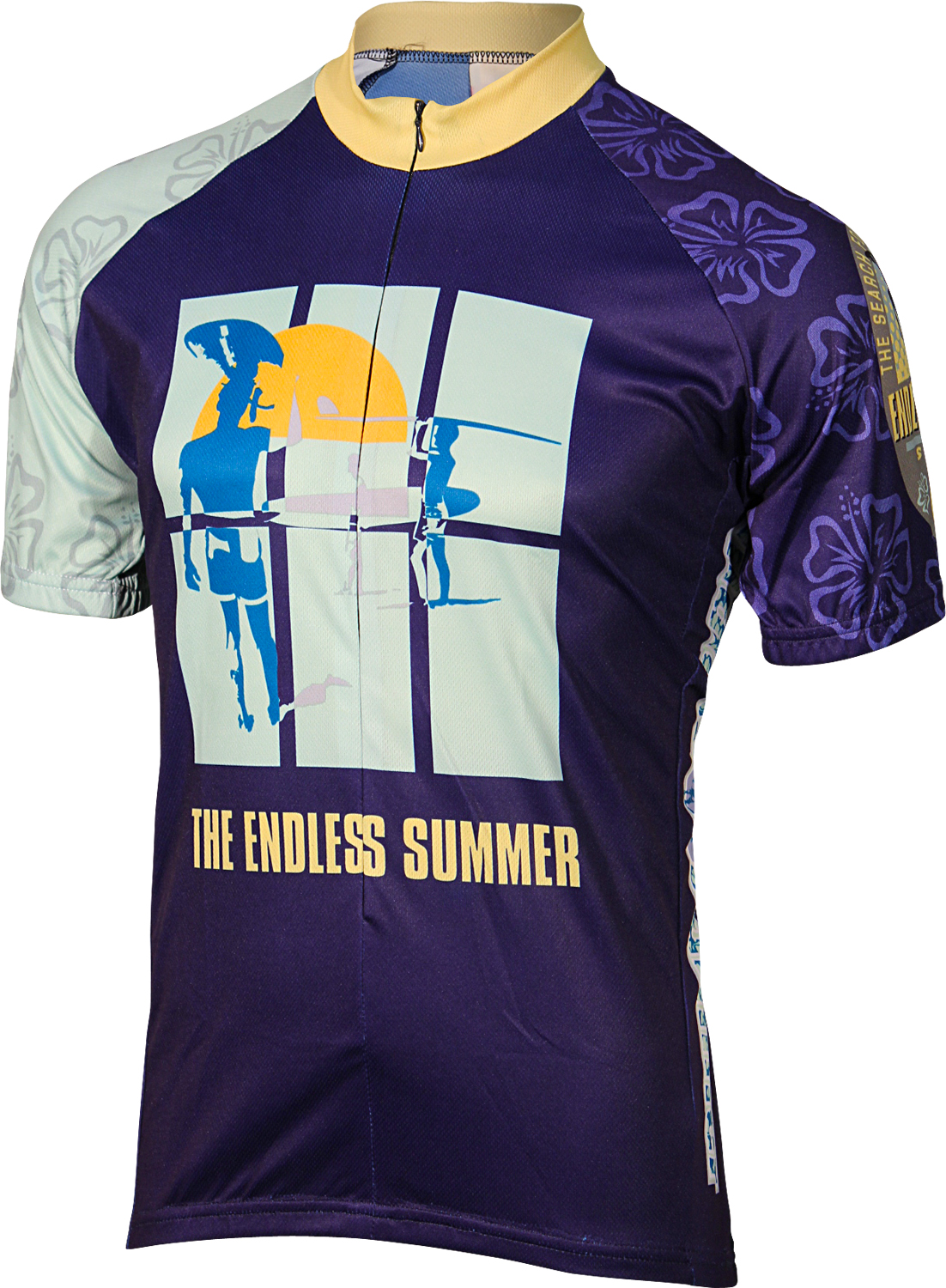 The Blue Endless Summer Cycling Jersey