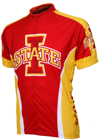 Iowa State University Cyclones Cycling Jersey